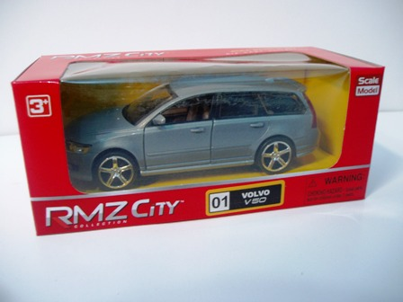Volvo V50 Rmz City Collection Uni Fortune Minivolvo Lu