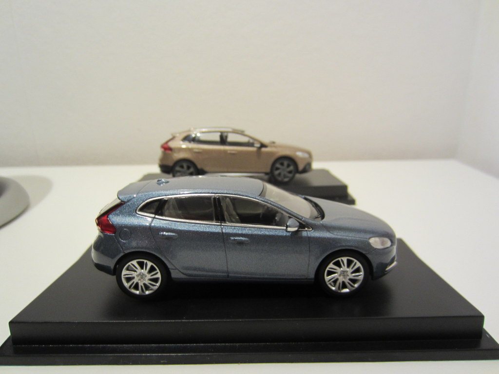 Updated Volvo V40 Cross Country By Motorart Minivolvo Lu