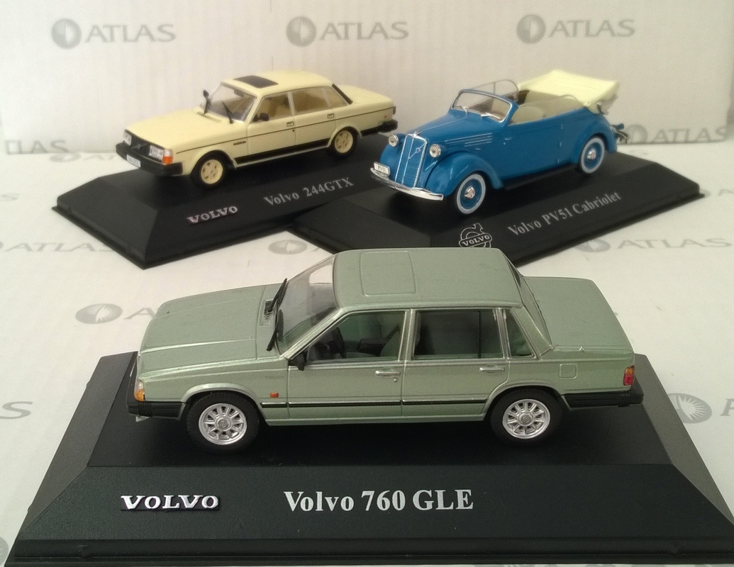 Volvo Collection by Editions Atlas - minivolvo.lu