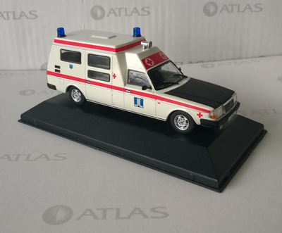 Ambulance collection atlas