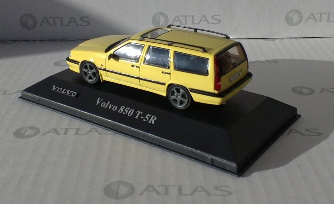 Volvo 855 T5R by Editions Atlas - minivolvo.lu