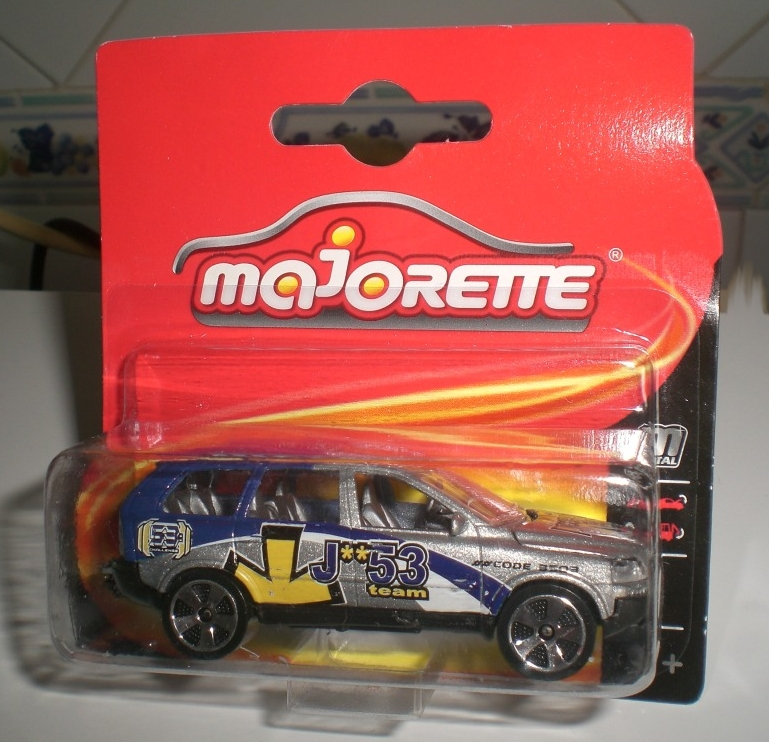 Category Majorette Minivolvo Lu